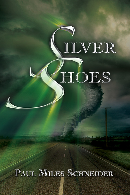 SILVER SHOES by Paul Miles Schneider gets a new cover for the 2015 edition.